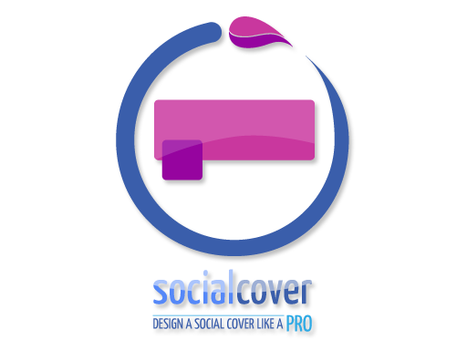 Easily create covers that fit all social networks and use them in every profile and page